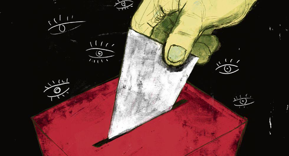 """""""Frente al pobre nivel de propuestas presentadas, la verdad es que termina siendo un alivio que la agenda vaya a venir casi predeterminada por la coyuntura"""". (Ilustración: Giovanni Tazza)"""