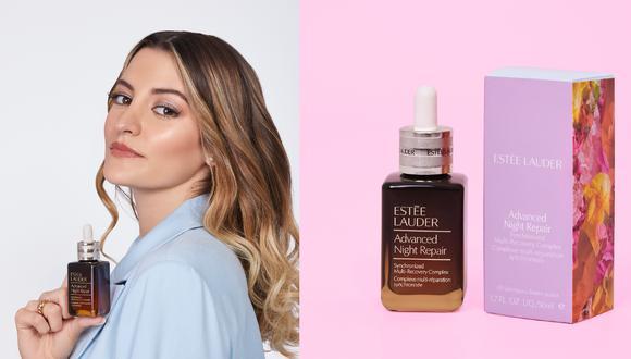 La joven diseñadora se encargó de re imaginar el packaging del producto estrella de Estée Lauder por el Día de la Madre. (Fotos: Camille Defago)