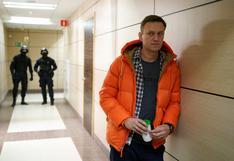 """Alexei Navalny: Rusia anuncia que tiene medios """"limitados"""" para investigar el caso del opositor de Vladimir Putin"""
