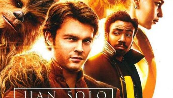 La primera imagen del spin-off sobre Han Solo muestra a los protagonistas interpretados por Alden Ehrenreich, Emilia Clarke, Donald Glover y Chewbacca.