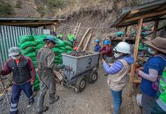 Áncash: minería ilegal en el Parque Nacional Huascarán sigue operando