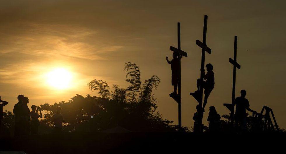 Así se vive el Viernes Santo alrededor del mundo [FOTOS] - 20