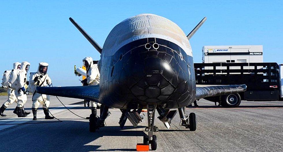 Un dron espacial secreto de EE.UU. aterrizó en Florida