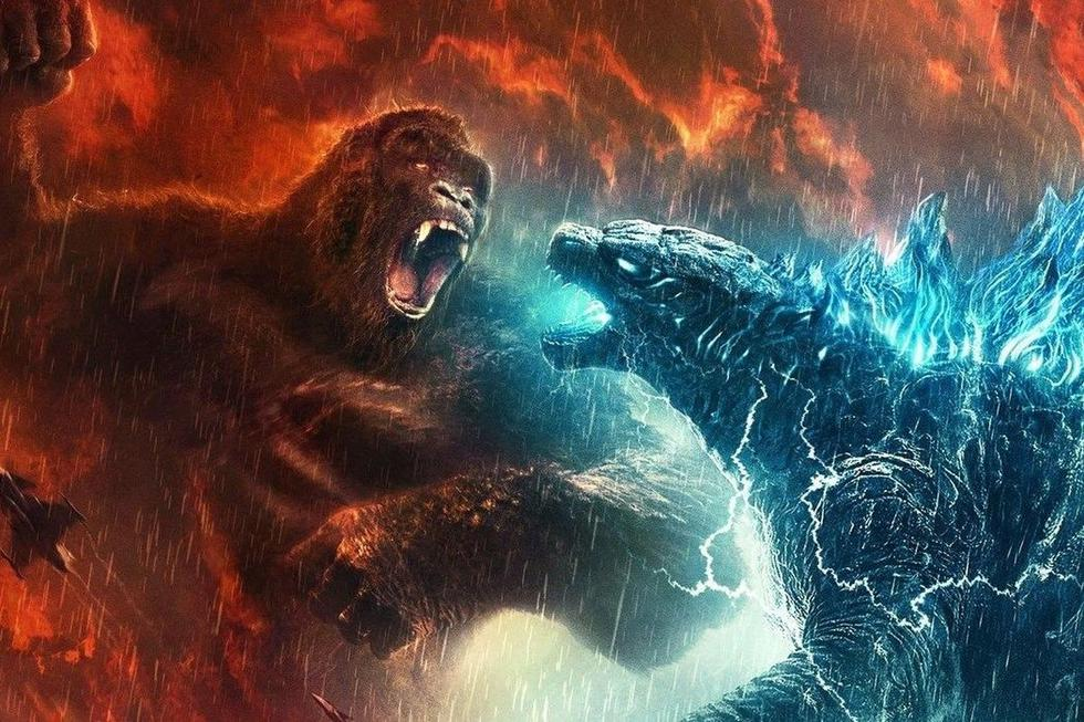 """Dicen que Hollywood no tiene ideas originales y si bien cada cierto tiempo una película desmiente esa idea, en general lo cierto es que la meca del cine recicla bastantes de sus historias, con ciertos niveles de triunfo. Con el reciente éxito de """"Godzilla vs. King Kong"""", una versión moderna de quizás dos de las producciones más clásicas de la pantalla grande, revisamos ese y otros ejemplos de franquicias que revivieron exitosamente. (Foto: Legendary Pictures)"""