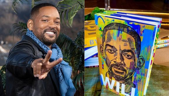 Will Smith anunció el lanzamiento de su libro biográfico para finales de este año. (Foto: Thomas Samson para AFP/@willsmith)