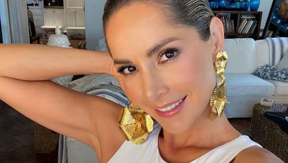 La actriz tiene una casa en Bogotá, donde vive con su esposo y tres mascotas (Foto: Carmen Villalobos / Instagram)