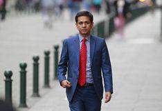 Jorge Meléndez: madre de su hijo trabajó en el Congreso