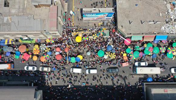 La informalidad explicaría los resultados del Perú frente a la pandemia. (Foto: Daniel Apuy | GEC)