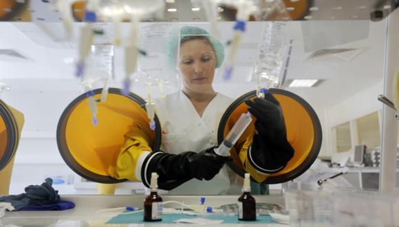 Curan a una mujer del cáncer con virus del sarampión