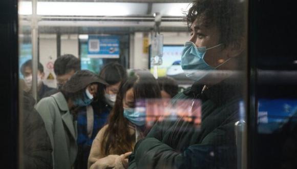 Muchos jóvenes en China encuentran cada vez más difícil alcanzar sus metas. (YVES DEAN/GETTY IMAGES)