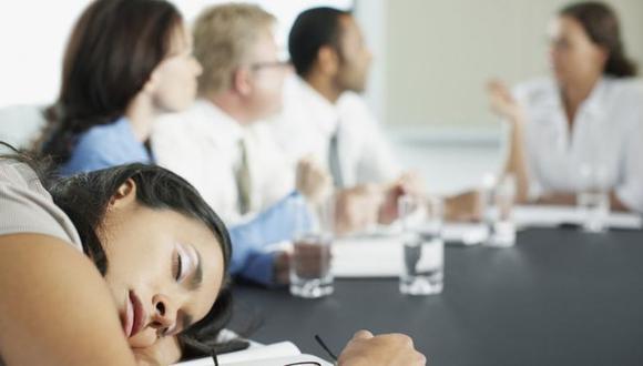 Muchos hemos tenido una de esas reuniones que en realidad no sirvieron para nada. (Foto: Getty Images)