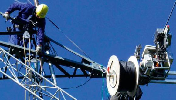 Los proyectos regionales de banda ancha beneficiarán a 2,007 localidades del país, informó Pro inversión. (Foto: Andina)