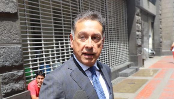 El empresario chileno Gerardo Sepúlveda fue interrogado, por primera vez, por el fiscal José Domingo Pérez el pasado 26 de junio. (Foto: GEC)