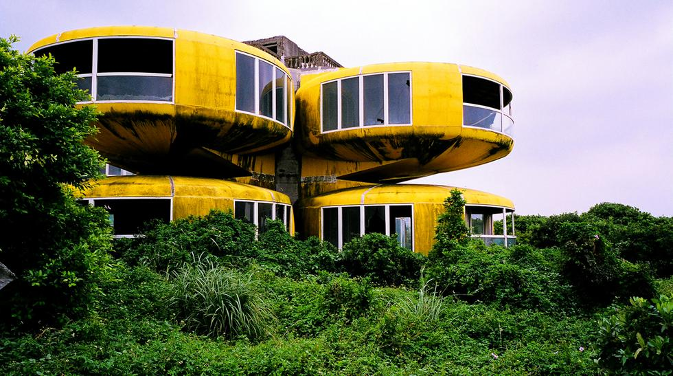 La ciudad platillo, el lugar abandonado y misterioso de Sanzhi - 2
