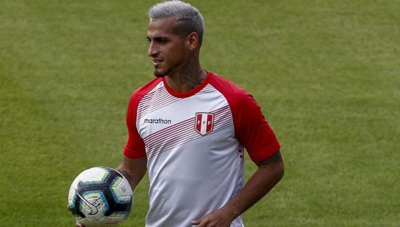 Miguel Trauco jugó los dos partidos de la primera jornada doble de Eliminatorias. (Foto: AFP)