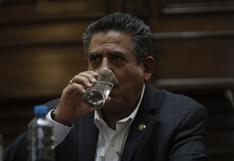 Manuel Merino y todos los cuestionamientos en su contra dentro y fuera del Congreso