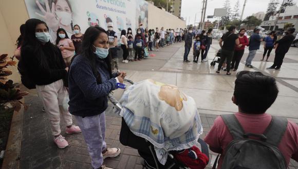 En Lima Oeste, la temperatura máxima llegaría a 23°C, mientras que la mínima sería de 17°C. (Fotos: Leandro Britto / @photo.gec)
