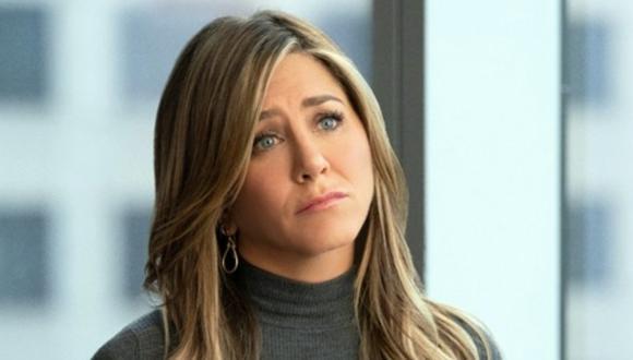 Jennifer Aniston en al serie 'The morning show'. (Foto: Apple TV+)