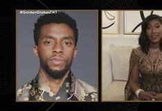 Golden Globes 2021: Chadwick Boseman ganó como Mejor actor de drama