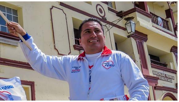 Somos Perú propondrá a Mariano Yupanqui para reemplazar a César Gonzales a la cabeza de la Comisión de Ética del Congreso.