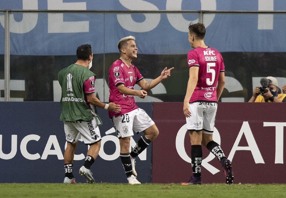 Independiente del Valle venció a Gremio y clasificó a la fase de grupos de la Copa Libertadores