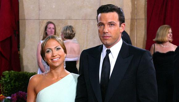 Jennifer Lopez y Ben Affleck se reunieron recientemente en la mansión de la cantante en Los Ángeles. (Foto: AFP)