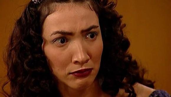 Belinda Rosales era la primar de Dinora en la telenovela colombiana. (Foto: Telemundo)