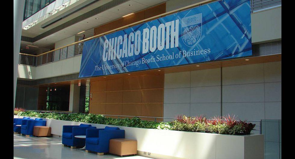 #8. Escuela de Negocios Booth de la Universidad de Chicago. El MBA de esta Escuela  de Negocios subió una posición si se compara con su desempeño del 2015. En promedio, se estima que los alumnos que siguieron este programa incrementa