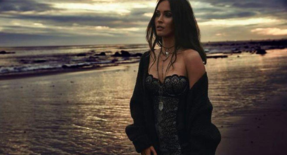 """Nacida en Oak Ridge, Tennessee, pero con sangre francesa, irlandesa y nativa, Megan Fox fue nombrada como """"la mujer más hermosa del momento"""". (Foto: Instagram)"""