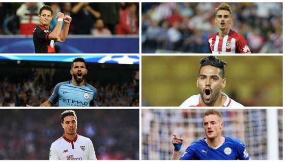 Champions League: mira los duelos de octavos de esta semana