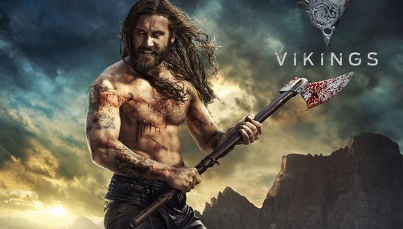 """¿Qué pasó exactamente con Rollo al final de """"Vikings""""? (Foto: Netflix)"""