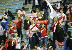 Perú vs. Uruguay: la hinchada llenó de color las gradas del Centenario | FOTOS