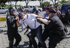 Organismos internacionales condenan la represión a opositores en Nicaragua