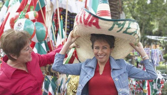 Los mexicanos se sienten más felices ahora que hace un año, dice la ONU. (Getty Images vía BBC)