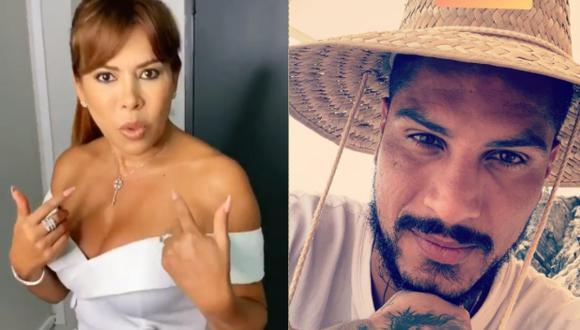 Magaly Medina arremetió contra modelo trujillana que aseguró que Paolo Guerrero veía sus historias de Instagram (Foto: Instagram)