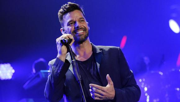 Ricky Martin lamenta que matrimonio gay lo encuentre soltero