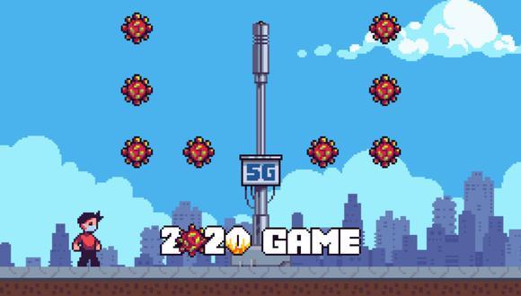 Así es 2020 Game. (Captura de pantalla)