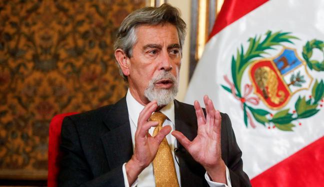 Francisco Sagasti. (Foto: Reuters)