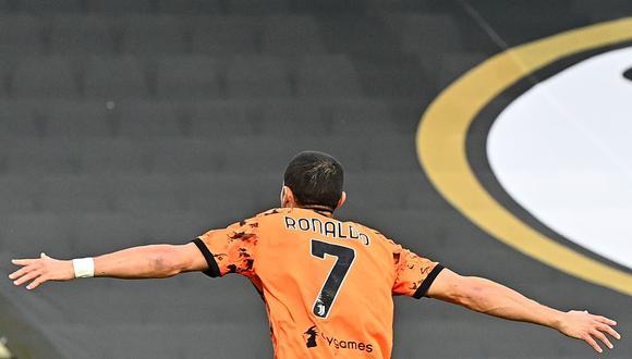 Cristiano Ronaldo convirtió el 4-1 con una gran definición desde el punto penal