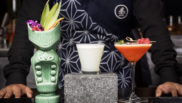 Aprende a preparar 4 cócteles originales e innovadores para que celebres el Día Nacional del Pisco y el orgullo de ser peruano todo el mes de julio. (Foto: Tabernero)