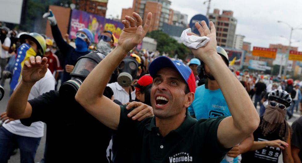 Venezuela: Una semana de lucha desde anuncio de Constituyente - 18