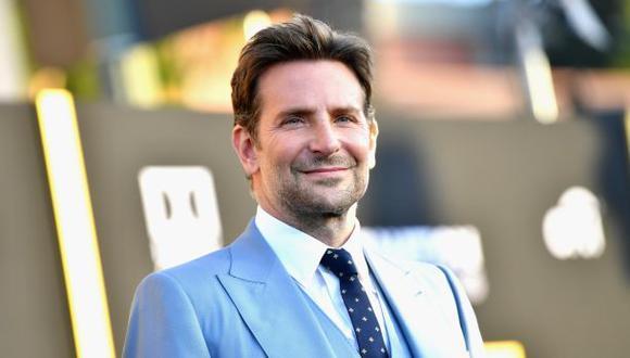 Actor estadounidense Bradley Cooper. (Foto: Agencia)