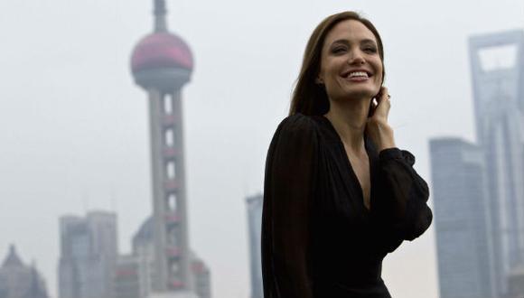 ¿Cuál es el secreto de Angelina Jolie para mantenerse hermosa?