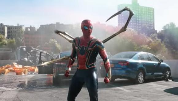 Peter Parker está a punto de meterse en nuevos problemas (Foto: Spider-Man: No Way Home / Sony Pictures)