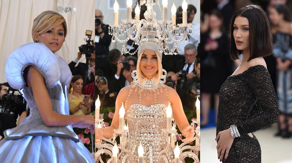 Este lunes 13 de setiembre se llevará a cabo la nueva edición del MET Gala en Nueva York, Estados Unidos. Aquí una galería con los looks más recordados del importante evento de la moda. (Foto: AFP/Composición)
