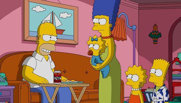 """""""Los Simpson"""" estrena su temporada 28 y su episodio número 600"""