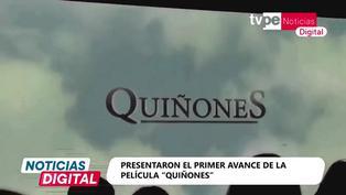 FAP presenta el primer avance de película sobre la vida del aviador José Quiñones