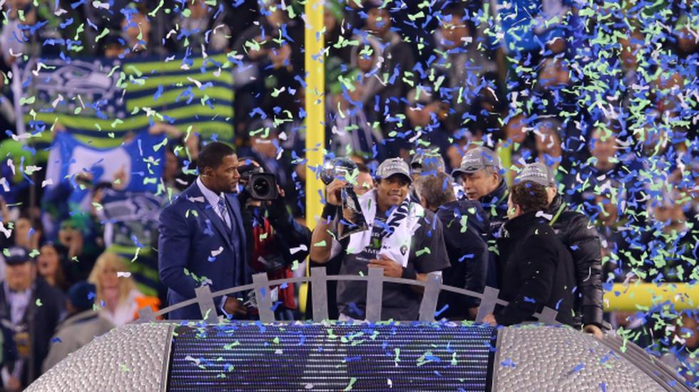 Seattle aplastó a Denver y ganó su primer Super Bowl - 1