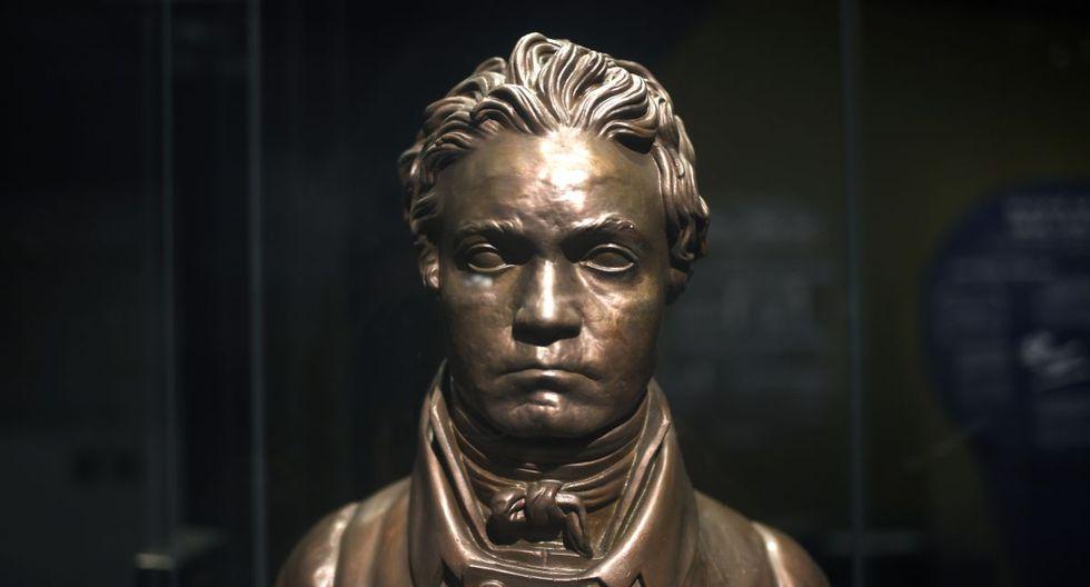 Beethoven es considerado uno de los compositores más importantes de la historia de la música y su legado ha influido de forma decisiva en la evolución posterior de este arte. (Foto: AFP)