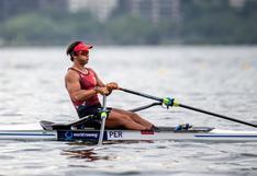 Tokio 2020: remero peruano Álvaro Torres clasifica a los Juegos Olímpicos